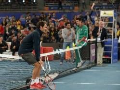 Roger Federer-Novak Djokovic Clash Culminates IPTL's India Affair
