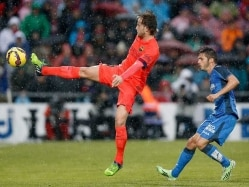 Barcelona Slip Up in Getafe Stalemate