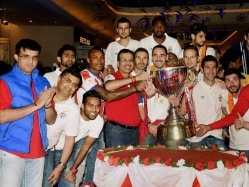 ISL Champions Atletico de Kolkata Return to Hero's Welcome