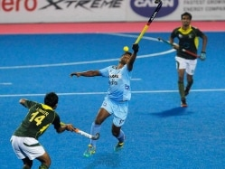 Hockey Champions Trophy: Pakistan Edge Past India in Thrilling Semifinal Match