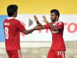Pune FC Beat Shillong Lajong 3-1 in Federation Cup