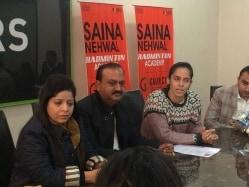 Saina Nehwal Laments Lack of Enough Badminton Coaches in India
