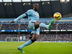 Yaya Toure Won
