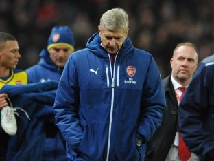Arsene Wenger Seeks Solace After Arsenal's Injury Woes