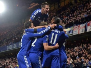 Chelsea F.C, Manchester City F.C. Secure Big Wins in EPL
