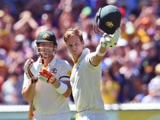 3rd Test Day 2: Steve Smith Fireworks Leaves India Reeling