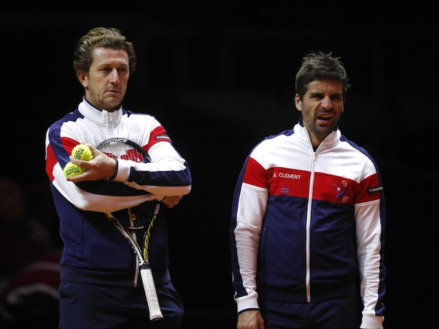 Davis Cup: Arnaud Clement Sacked As France Team Captain, Yannick Noah Tipped to Take Over