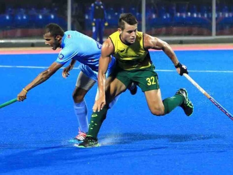 India Has Tough Road To Champions Trophy: Hockey Champions Trophy: New-Look Aussies Set For Tough