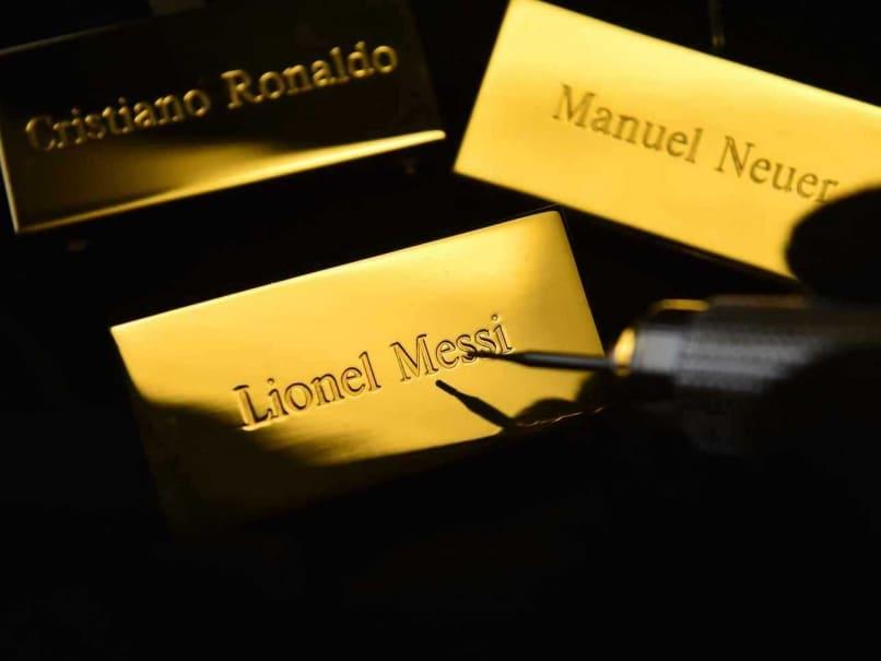 Cristiano Ronaldo Shrine Awaits New Trophy