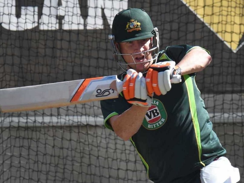 Brad Haddin Prepared for India's Short-Ball Attack