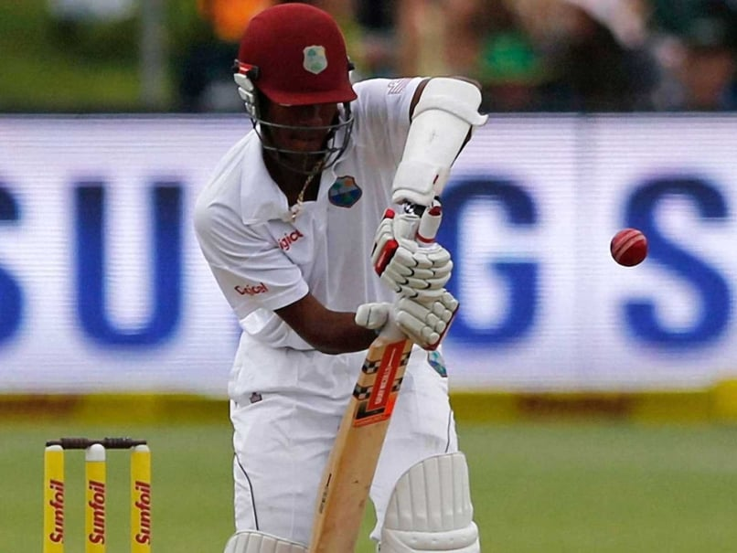Kraigg Brathwaite Sets Test Record With Seven Runs From One Ball