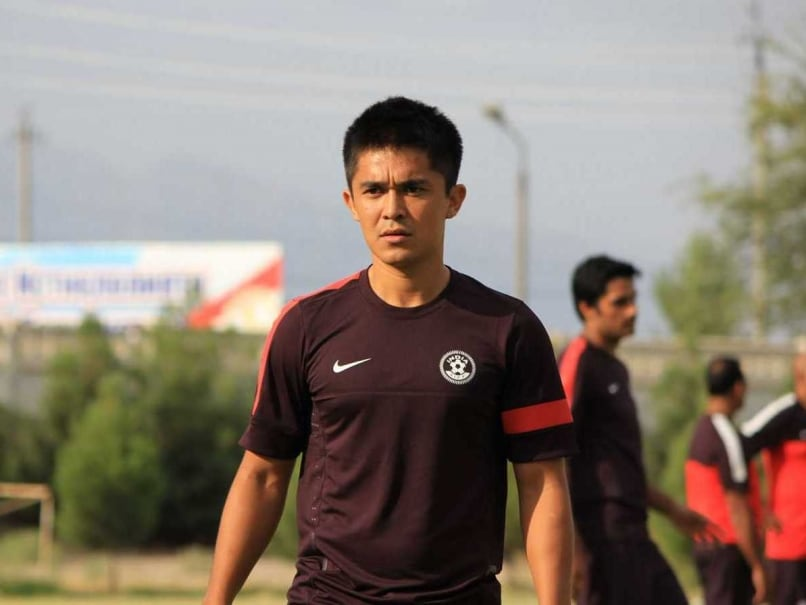 For Pan-India I-League, Need Teams From Jammu and Kashmir, Andaman: Sunil Chhetri