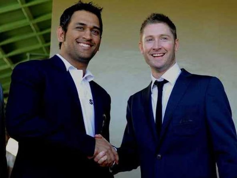 MS Dhoni Has Done a 'Wonderful Job' as Team India Captain: Michael Clarke