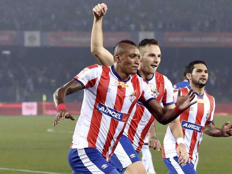ISL: Atletico de Kolkata Sneak Into Semifinals After Fikru Teferra