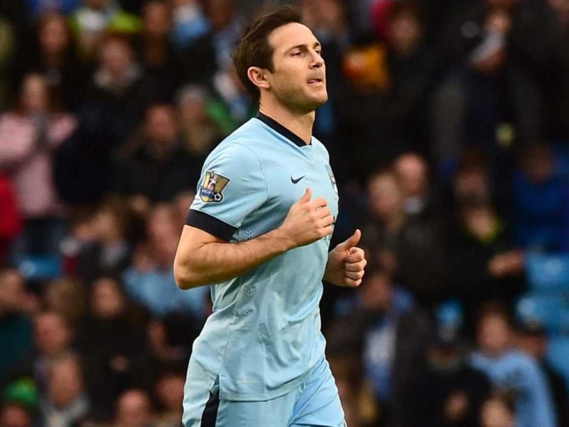 Frank Lampard Says he Didn't Sign Contract to Join New York City in 2014