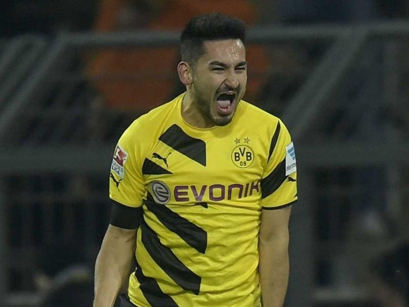 Ilkay Gundogan Signs One-Year Contract Extension With Borussia Dortmund