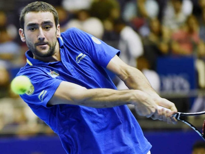Marin Cilic Withdraws From Australian Open