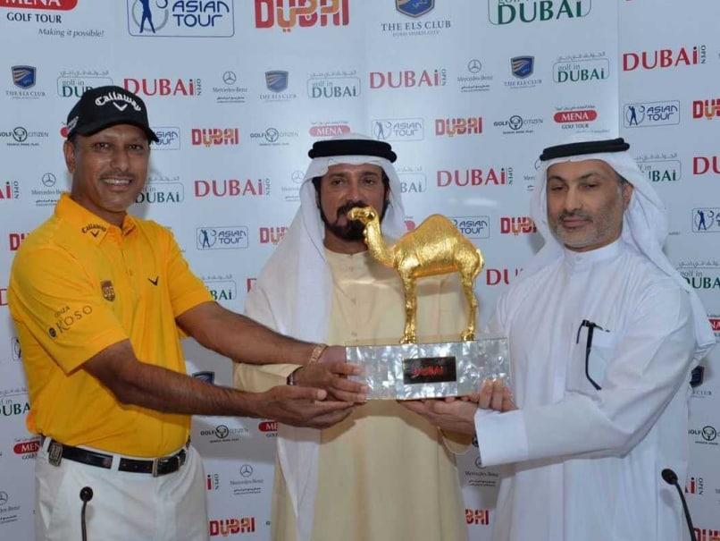Jeev Milkha Singh to Play Through Pain in Dubai Open Golf