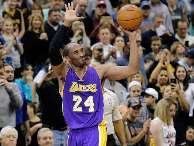 Kobe Bryant Passes Michael Jordan for Third on NBAs All-Time Scoring List