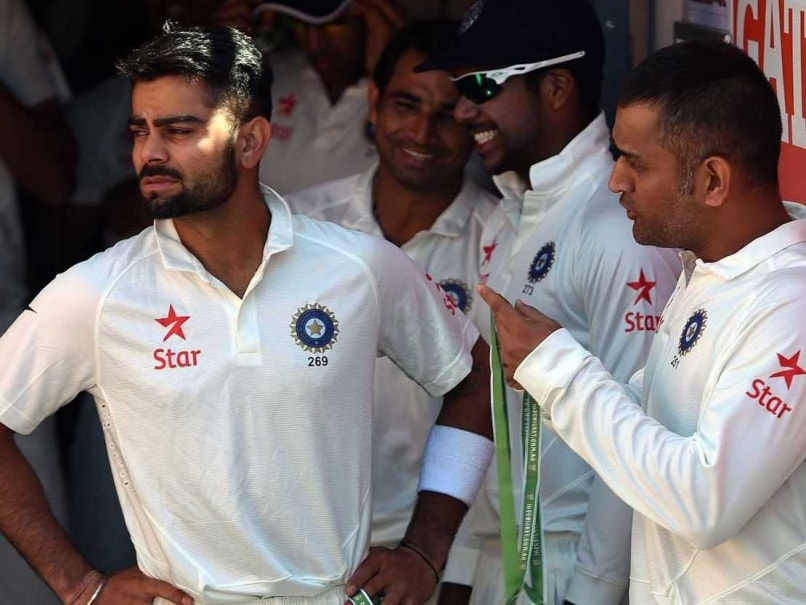 No Virat Kohli in Cricket Australia's Greatest India Test XI, MS Dhoni Finds Place