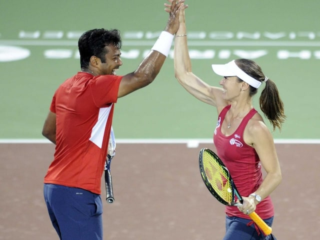 French Open: Sania Mirza, Leander Paes Enter Mixed Doubles Semi-Finals