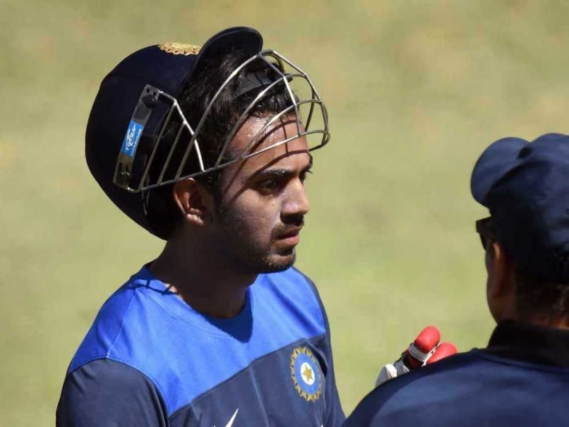 Give KL Rahul the Benefit of Doubt