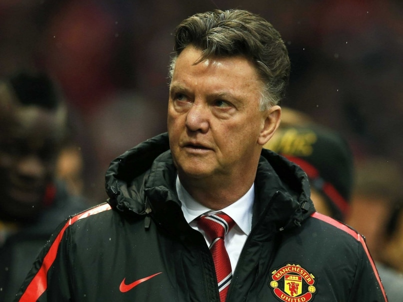 Louis Van Gaal Man United injury