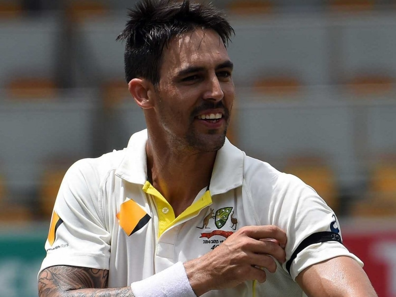 Mitchell Johnson Says he Prefers Bowling Shorter Spells