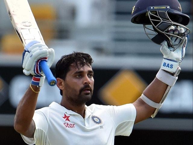 India vs Australia: Murali Vijay Betters Virender Sehwag Record