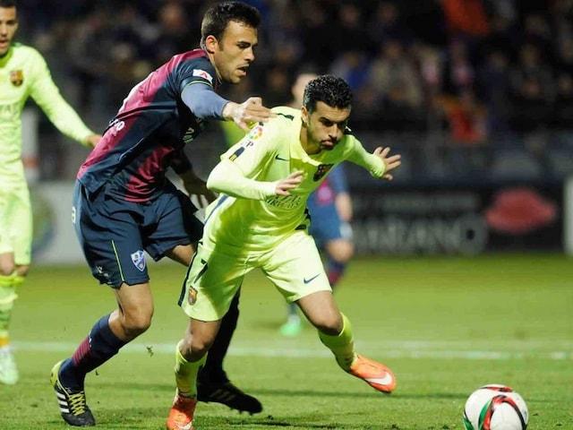 Barcelona Defeat Huesca in Copa del Rey