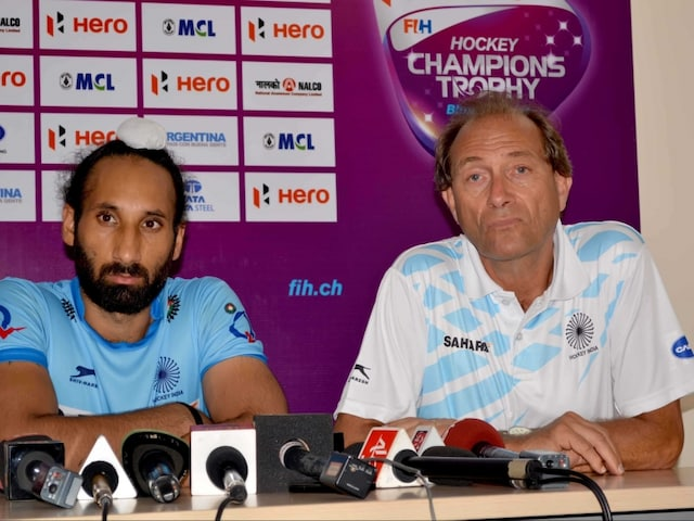Indian Hockey Team Targets Medal at Champions Trophy