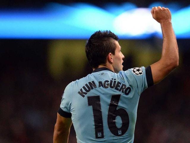 Sergio Aguero Best Player on the Planet: Manchester City F.C. Defender Pablo Zabaleta