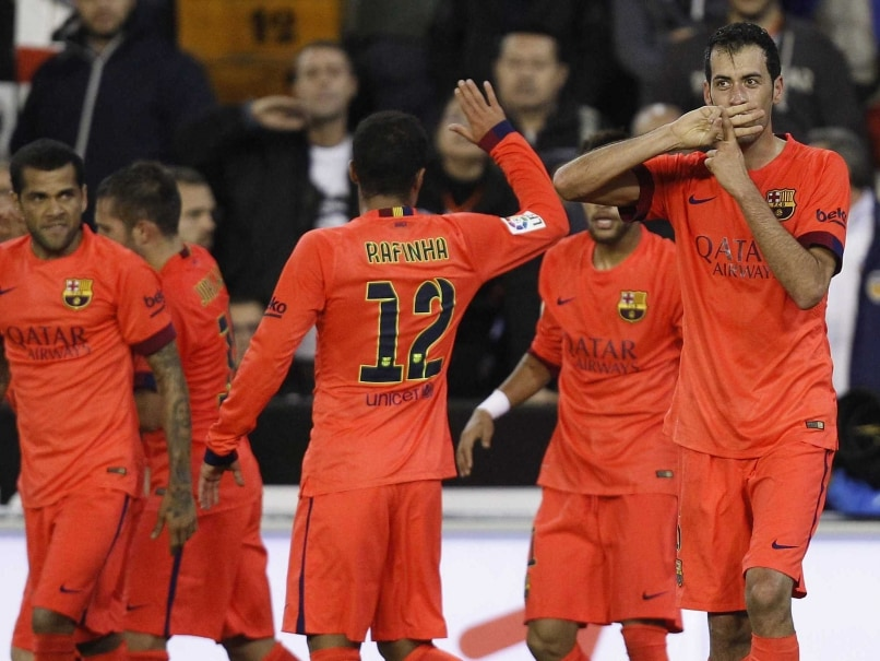 Happiness Derived From Football is Better Than Sex: Sergio Busquets