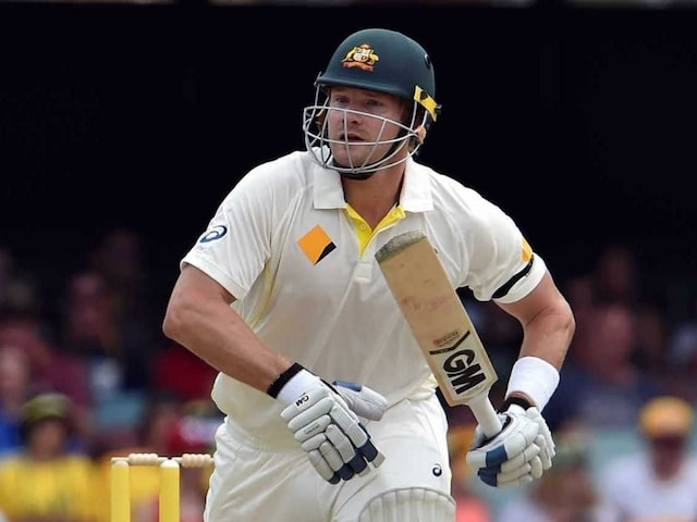 Shane Watson Retires From Test Cricket With Immediate Effect