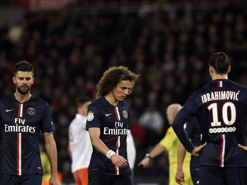 Brazil Defender David Luiz Reluctant to Play For Paris Club After Attacks