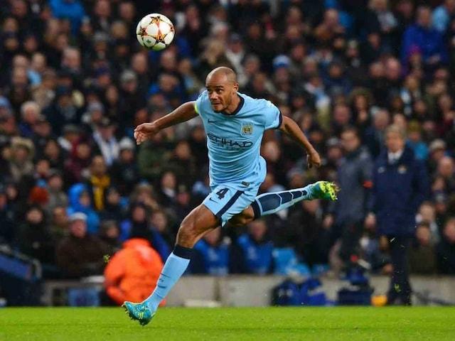 Manchester Citys Joe Hart Believes Captain Vincent Kompany Will Return to Form