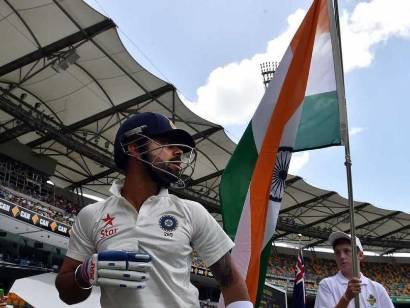 Rahul Dravid Backs Virat Kohli as Long-Term Test Captain