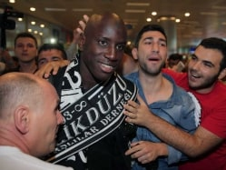 Turkish Club Besiktas Buy Demba Ba From Chelsea