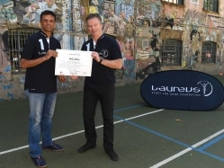 Rahul Dravid Joins Steve Waugh, Ian Botham in Laureus World Sports Academy