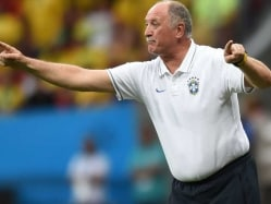 Brazil Fire National Football Coach Luiz Felipe Scolari: Report