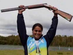 Asian Games: India Win Bronze in Women's Double Trap Team Event