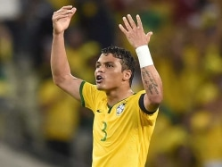 Thiago Silva Returns to Brazil's Squad For World Cup Qualifiers