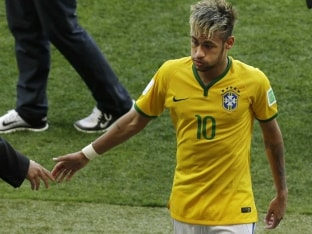 World Cup 2014: Without Neymar, Brazil's Focus not on Attack