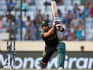 Umar Akmal Makes Return to Pakistan ODI Squad
