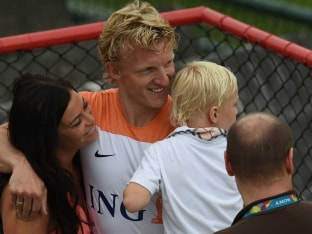 Dirk Kuyt Calls Time on Netherlands Career