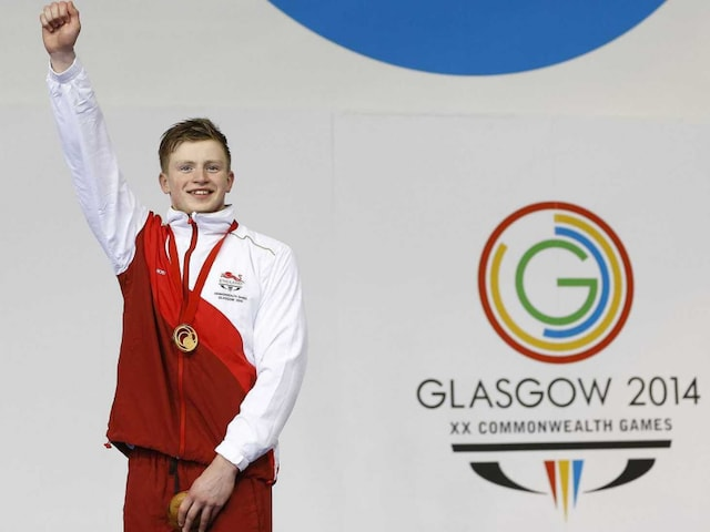 CWG 2014: England Upset Australia, Claim 10 Gold Medals in Mens Swimming