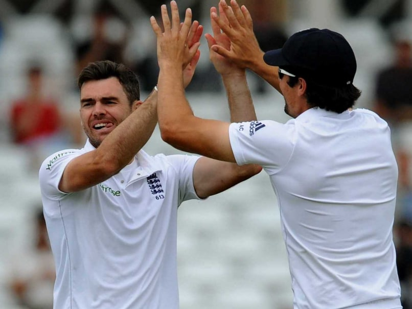 James Anderson Eyes Fred Trueman's England record at Lord's Test vs India