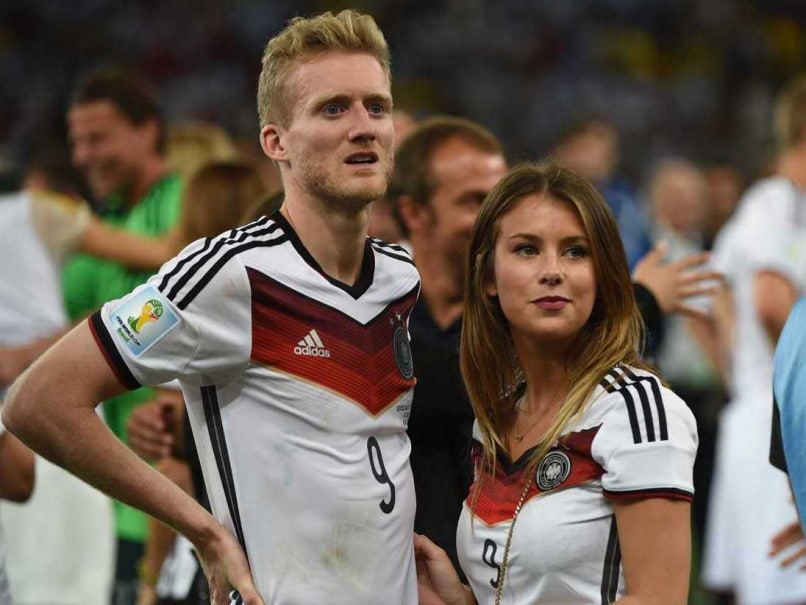 Andre Schuerrle wife 2