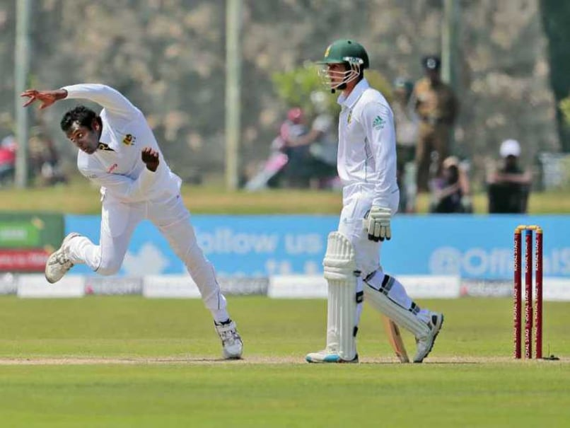 Sri Lanka vs South Africa: Spinners Bowled Their Hearts Out, Says Angelo Mathews