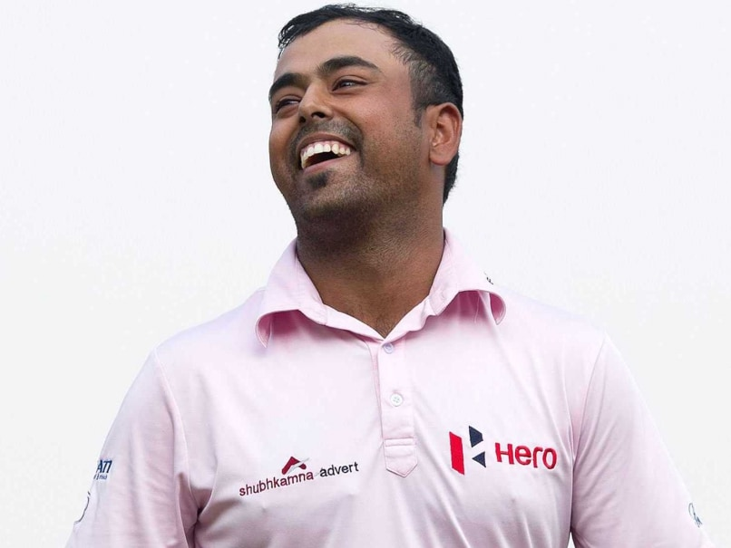 Anirban Lahiri in Love With Golf Links Ahead of The Open